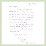 Client review of Nargis Ahmad